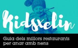 Kidsxelin, guia de restaurantes para niños