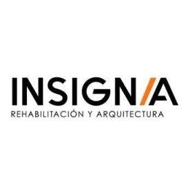 Insignia. Rehabilitación de fachadas