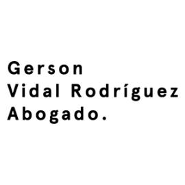 Gerson Vidal Abogado Penalista