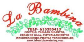 PAELLAS GIGANTES LA BAMBINA