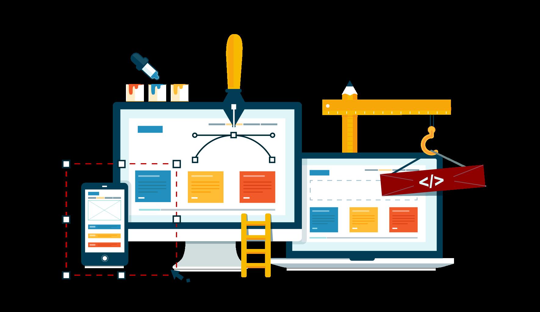 Resultado de imagen de diseño web mejor